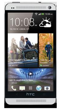 HTC One mit Sense 5 (Bild: HTC)