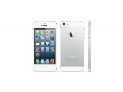 iPhone 5 in Weiß