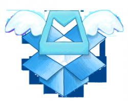 Logos von Dropbox und Mailbox