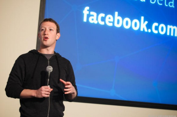 Facebook-CEO Mark Zuckerberg (Bild: James Martin / CNET.com)