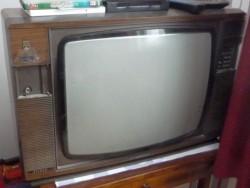 Fernseher von Grundig (Bild: Peter Marwan)