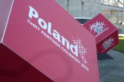 Polen: Partnerland der CeBIT 2013 (Bild: ZDNet.de)