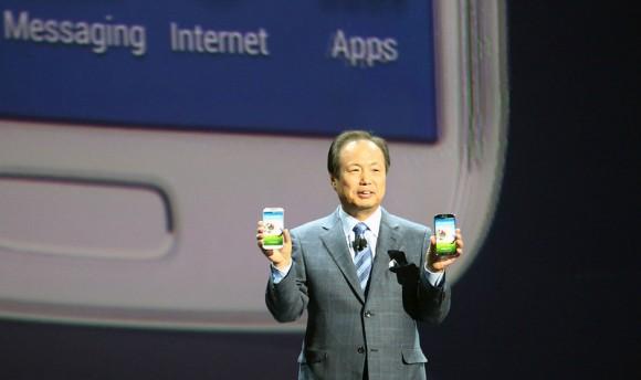 Samsung-CEO: JK Shin