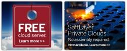 SoftLayer versucht, KMUs als Cloud-Kunden zu gewinnen (Screenshot: ZDNet)