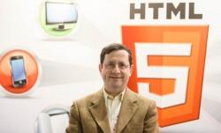 W3C-CEO Jeff Jaffe auf dem MWC (Bild: CNET)