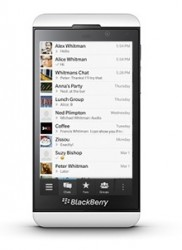 WhatsApp auf Blackberry Z10