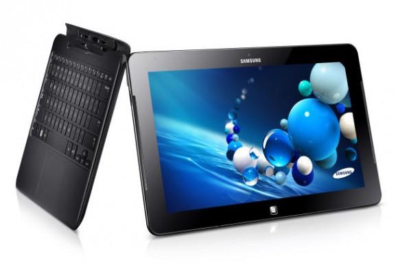 Intel setzt auf Touchgeräte wie Samsungs Ativ Smart PC (Bild: Samsung)