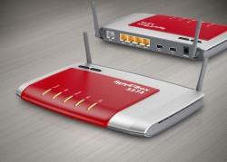 Die Fritzbox 3272 ist ab sofort für 129 Euro erhältlich (Bild: AVM).