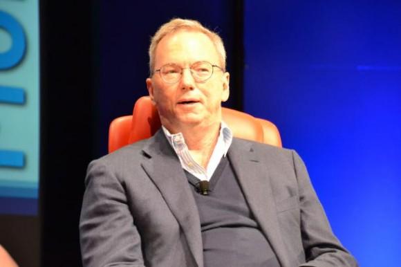 Google-Chairman Eric Schmidt (Bild: Marguerite Reardon / News.com)
