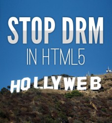DRM in HTML Video