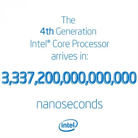 Intel stellt am 3. Juni seine Haswell-Prozessoren vor.