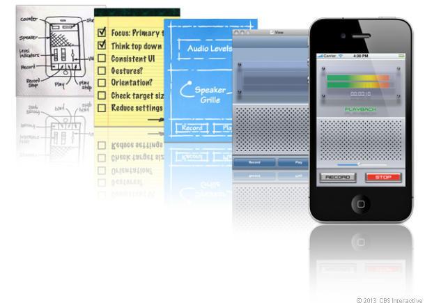 Bericht: iOS 7 wird ganz anders aussehen - nämlich flach