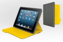 iPad-Tastatur im Microsoft-Stil: Logitech Fabricskin