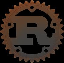 Logo der Programmiersprache Rust