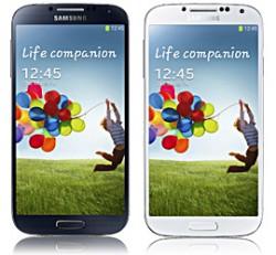 Samsung Galaxy S4 (Bild: Samsung)