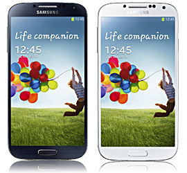 Pentagon genehmigt auch Samsung Galaxy S4