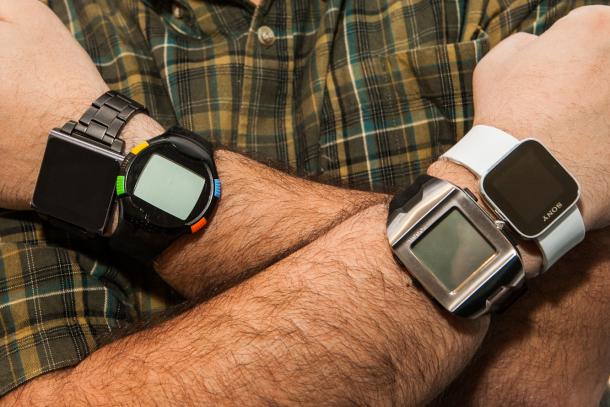 Marktforscher erwarten fünf Millionen Smartwatch-Verkäufe ...