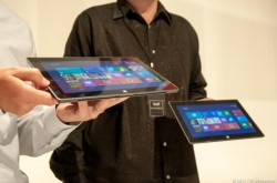 Bisher ohne Outlook: Microsot-Tablet Surface RT (Bild: News.com)