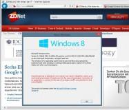 OS-Markt: Wachstum von Windows 8 schwächt sich ab