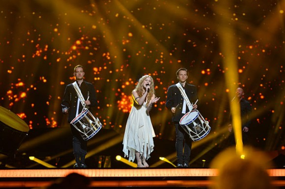 "Emmelie de Forest ist mit ""Only Teardrops"" Favorit des Eurovision Song Contest 2013 (Bild: Albin Olsson / CC-BY-SA_3.0"