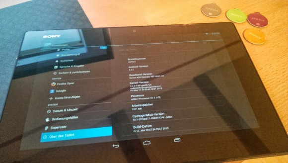 Sony-Xperia-Tablet-Z-CyanogenMod