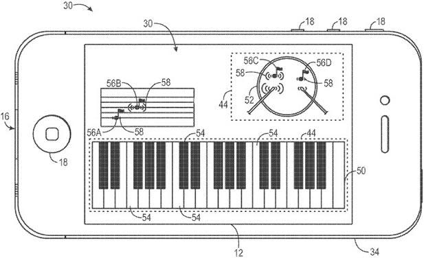 Apple beantragt Patente für druckempfindlichen Touchscreen und Eye-Tracking-Funktion