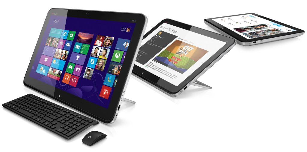 hp k ndigt hybrid aus all in one pc und 20 zoll tablet an. Black Bedroom Furniture Sets. Home Design Ideas