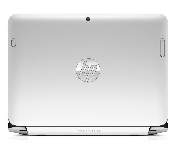 HP SlateBook x2 von hinten (Bild: HP)
