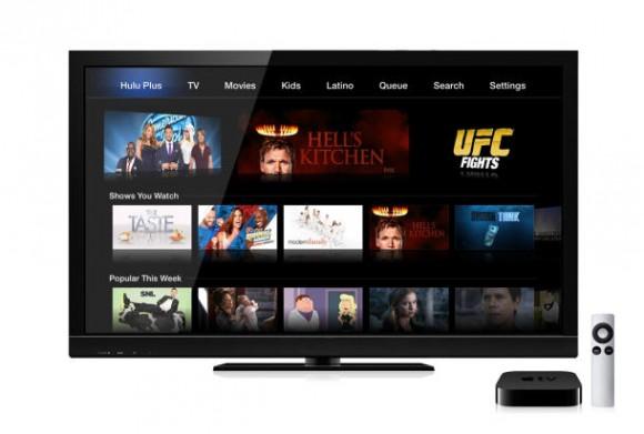 Hulu gehört auch zum Angebot von Apple TV (Bild: Apple)