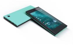 Smartphone mit Sailfish-OS von Jolla