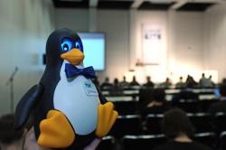 Eröffnung des LinuxTag 2013 (Bild: LinuxTag e.V.)