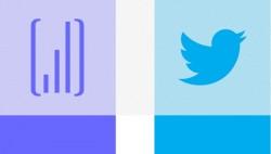 Logos von Lucky Sort und Twitter