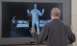 Das neue Kinect in Aktion (Bild: Microsoft)