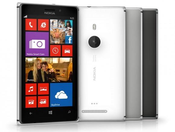 Das Lumia 925 wird als erstes Windows Phone im Juni mit der jüngsten Betriebssystemversion ausgeliefert  (Bild: Nokia).