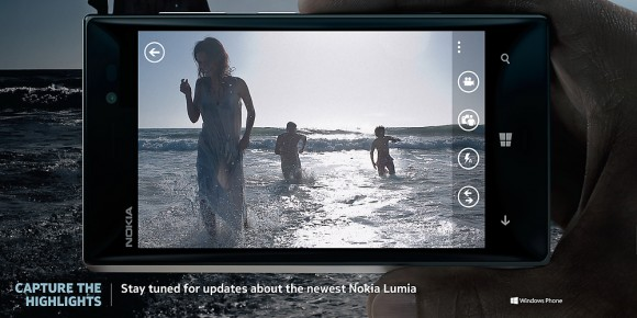 Nokia hebt die Kamerafunktionen des Lumia 928 besonders hervor (Bild: Nokia).