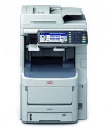 Der MC760dfn druckt 28 Seiten pro Minute (Bild: Oki).