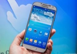 Samsung Galaxy S4 (Bild: Sarah Tew/CNET)