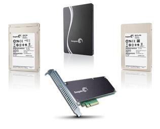 Seagates SSD-Neuvorstellungen im Überblick (Bild: Seagate)