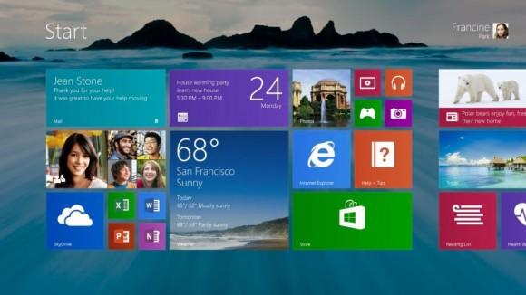 Windows 8.1 (Bild: Microsoft)