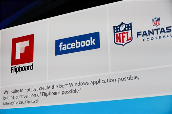 Demnächst wird es endlich auch eine offizielle Facebook-App für Windows 8 geben (Bild: James Martin/CNET).