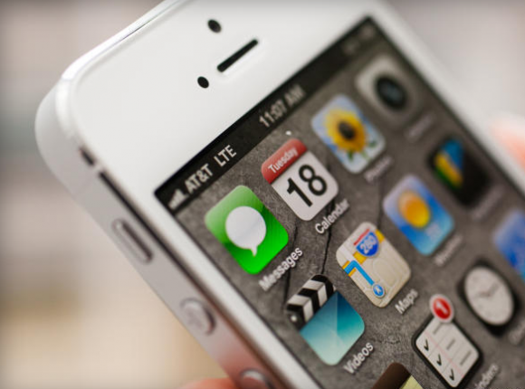 iPhone 5 (Bild: CNET.com)