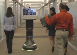 iRobot und Cisco vermarkten Ava 500 gemeinsam (Bild: Cisco).