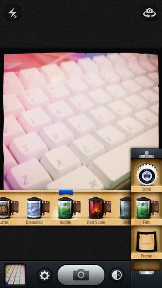 Von Ghostbird Software stammt unter anderem die iOS-App KitCam (Screenshot: CNET).