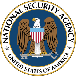 Logo der National Security Agency