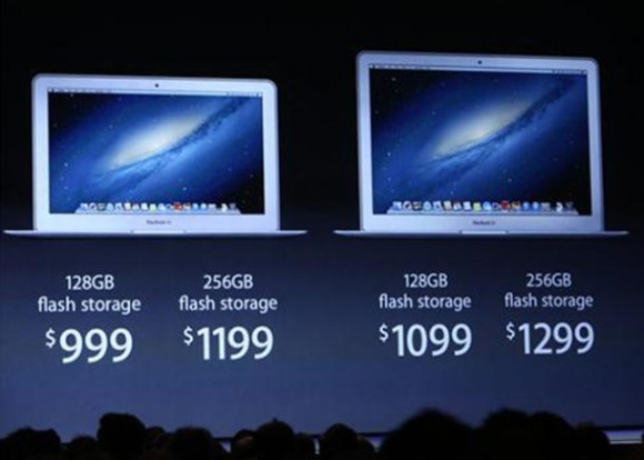 Das aktualisierte MacBook Air gibt es ab 999 Dollar respektive Euro (Bild: James Martin/CNET).