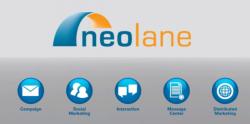 Lösungsangebot von Neolane (Screenshot: ZDNet)