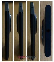 Seittenaufnahme des mutmaßlichen Nokia EOS (Quelle: GSM Arena)