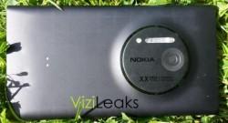 Mutmaßliches Bild des Nokia EOS (Quelle: ViziLeaks)