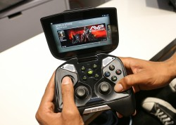 Nvidia Shield (Bild: Josh Miller/CNET)