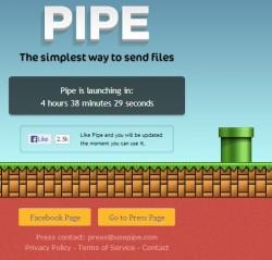 Countdown für die Facebook-App Pipe